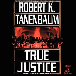 True Justice audiobook cover art