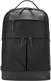Targus Newport Backpack Designed for Traveling and Commute fit up to 15-Inch Laptop/Macbook Pro, Black (TSB945BT)