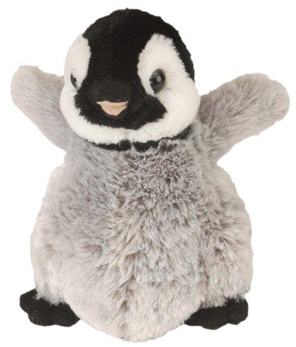 Wild Republic 10844 - Pinguino di peluche, 17 cm