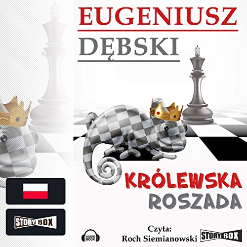 Królewska roszada (Hondelykiem i Cadronem 4) cover art