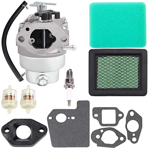 Kizut GCV160 Carburetor Kit for GCV135 GCV 160 GCV160A GCV160LA HRB216 HRR216 HRT216 Lawn Mower Pressure Washer