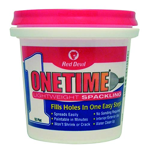Best spackle dry wall