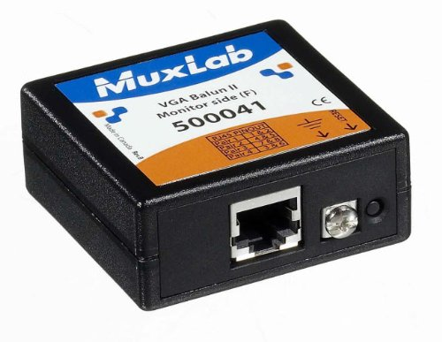 MUXLAB 500041 VIDEOEASE VGA BALUN II,DB15F