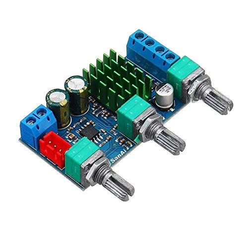 LZP-PP TAP3116D2 2.0 DC 12V To 22V Stereo Double Channel HiFi High Power Digital Amplifier Board Spot Steuermodul