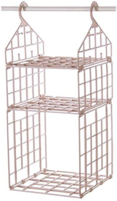 Der Organize Storage cabinets, Wardrobe Shelves Shelves Laye Sandals (Size   Large)