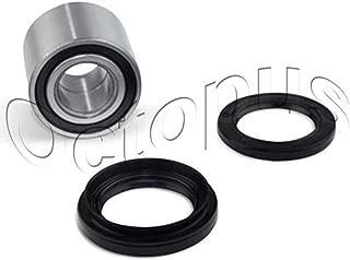 Compatible with Honda TRX350FE 350 4x4 Rancher ATV Bearings & Seals Kit Front Wheel 2000-2006
