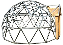 14 Foot Diameter Geodesic Dome Frame Kit - Best Geodesic Dome Kit
