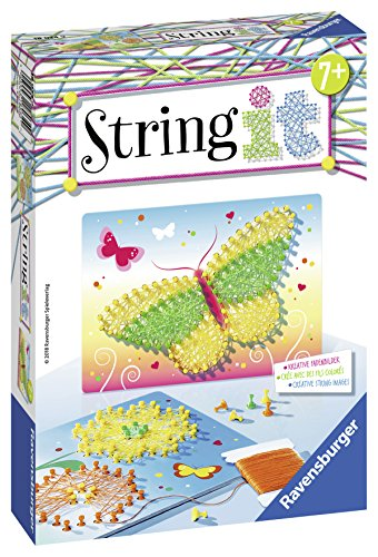 Ravensburger 18034 - String it Mini: Butterflies