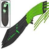 Armory Replicas Death Hunter Scimitar I'm Coming Martial Arts Throwing Knife Set