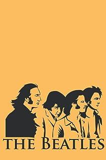 "The Beatles Notebook: The Beatles Notebook 6 "" x 9 "" 120 pages, journal for School Work......."