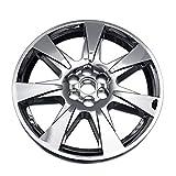 DZWLYX 4PCS / Set Car 20' Radkappen Silber ABS Auto Eisen Radkappen Radkappe Abdeckung Fit for Cadillac SRX 2010-2012 Auto Refit...