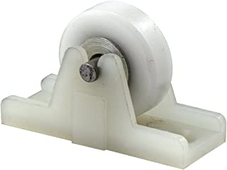 Prime-Line Products G 3152 Sliding Window Roller Assembly with 3/4 Flat Nylon Wheel, 2-Pack