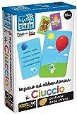 Lisciani Life Skills Cards Imparo A Togliere Il Ciuccio Merchandising Ufficiale