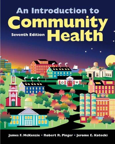 51oQXzNdx3L - An Introduction to Community Health