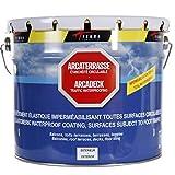 Produit d'étanchéité terrasse balcon Peinture décorative résine revêtement protection circulable extérieur ARCATERRASSE -...