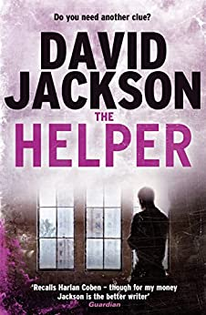 The Helper: A dark crime thriller packed with twists (The Detective Callum Doyle Series) by [David Jackson]