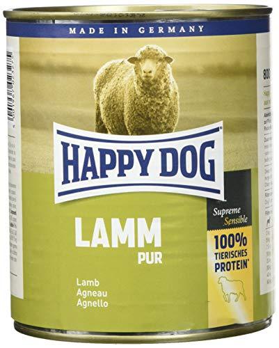 HD-3275 Happy Dog Pure Lamb 800g