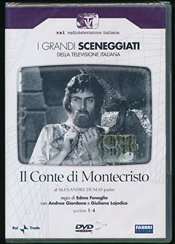 EBOND Il Conte Di Montecristo DVD Puntate 1-4 a 5-8