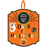Amscan Halloween Countdown Chalkboard Sign