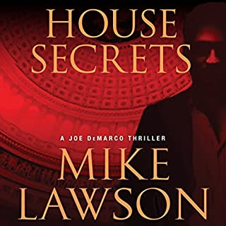 House Secrets audiobook cover art