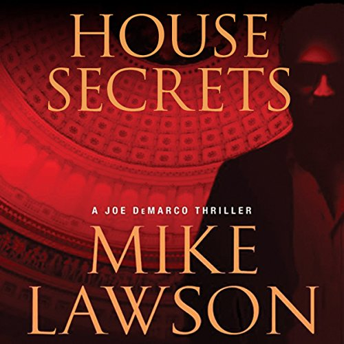 House Secrets audiobook cover art