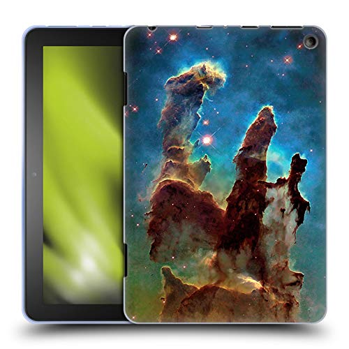 Head Case Designs Officially Licensed Cosmo18 Nebula's Pillars Space 2 Soft Gel Case Compatible with Amazon Fire HD 8 (2020)