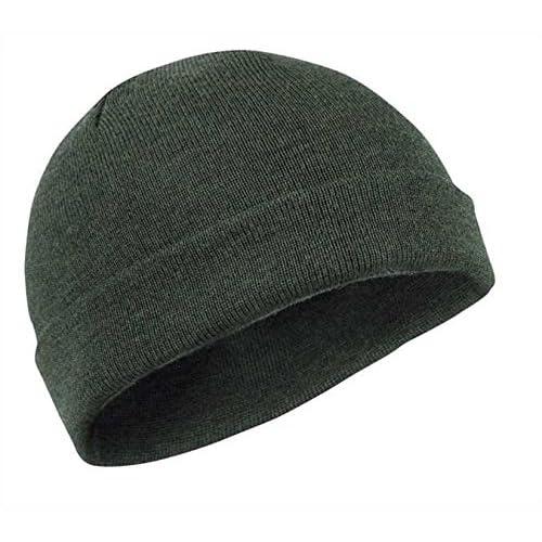 7ebe8ca953b Commando Merino Wool Watch Cap (Short)