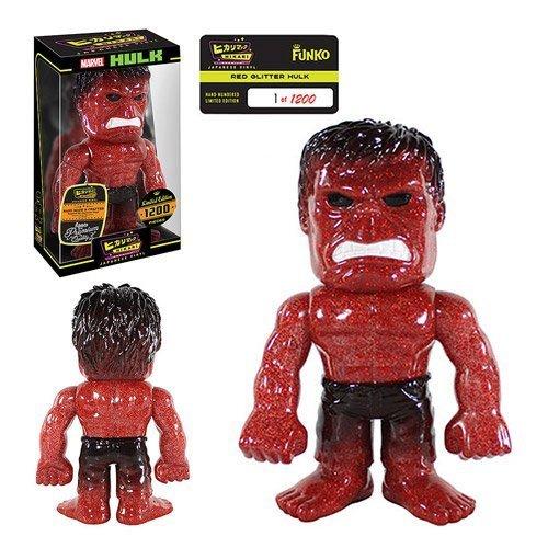 Hikari: Marvel: Hulk Rojo
