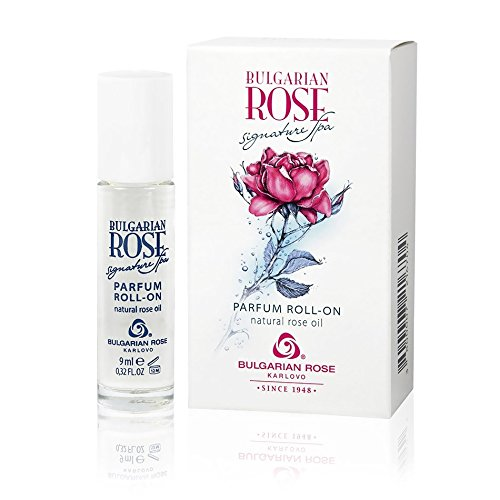Bulgarian Rose Signature Spa Perfume Roll On Sin Alcohol