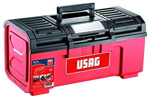 "USAG 641 TB U06410005 Cassetta Portautensili 19"" (vuota)"