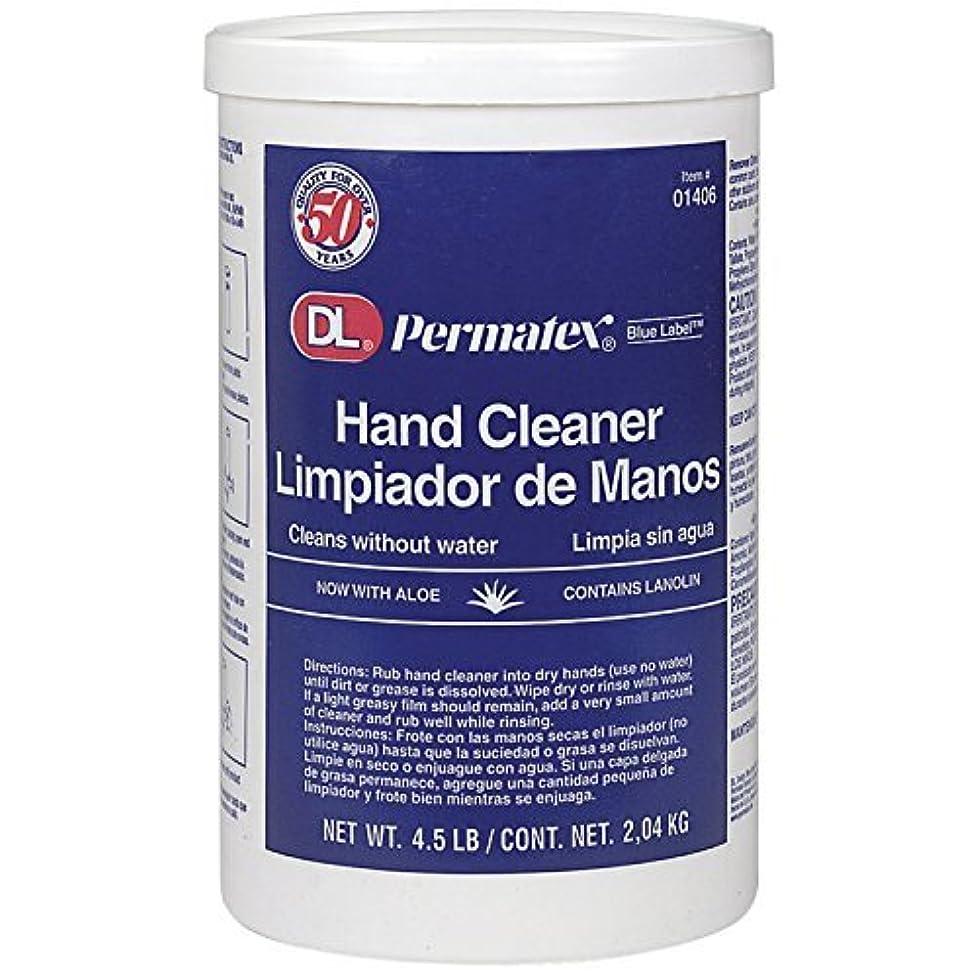 適格マニフェストグレートオークPermatex 01406 DL Blue Label Cream Hand Cleaner 4.5 lb [並行輸入品]