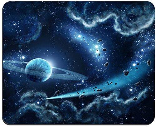 1 X blue stars supernova galaxy beautiful space mousepad mouse pad mat mousepad mouse pad mouse mat