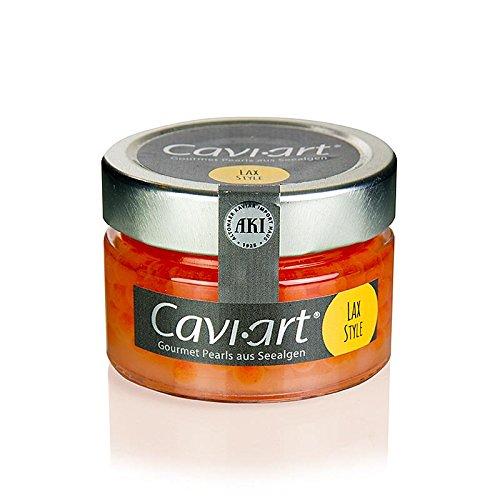 Cavi-Art® Algen-Kaviar Lachs-Geschmack 100g,