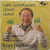 Laßt Leverkusens Löwen lachen - Kurt Stichnoth - Single