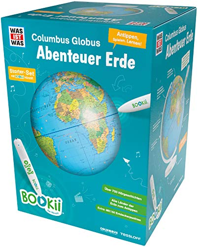 BOOKii WAS IST WAS Columbus Globus