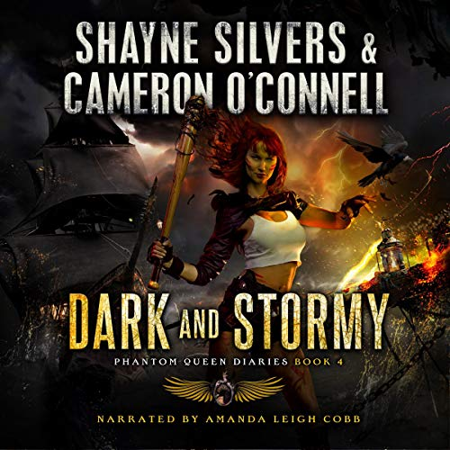 Page de couverture de Dark and Stormy