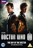 Doctor Who 50th Anniversary DVD