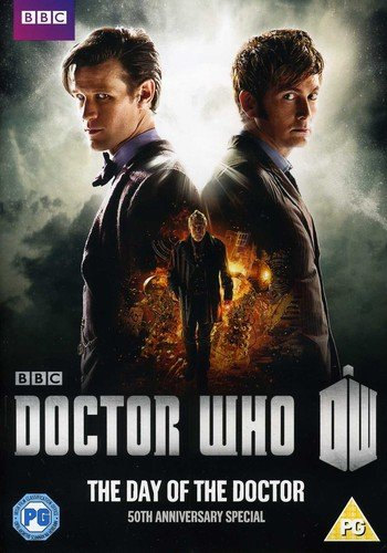 Doctor Who - The Day of the Doctor: 50th Anniversary Special