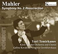 Mahler Symphony N2 by Yuri Temirkanov