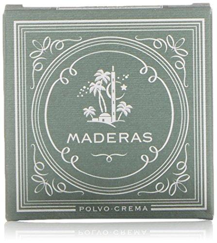 Maderas De Oriente Polvo Crema - Colorete, color 17 alhambra, 15 gr