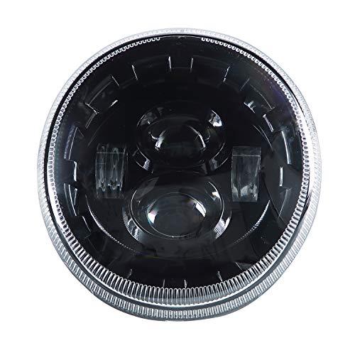 Preisvergleich Produktbild LED Frontscheinwerfer für Motorrad Vespa GTS 300
