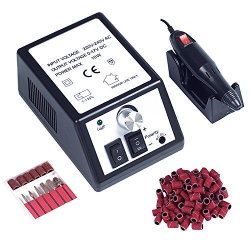 Pulidor Uñas Aparatos eléctricos accesorios manicura