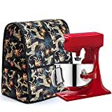 Stand Mixer Covers, Mixer Cover with Front Pocket for Accessories, Kitchen & Dining Small Appliance Parts Cover