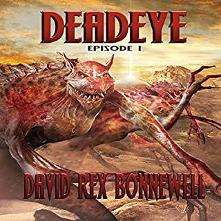 Deadeye: Episode I (The BREED, Tech'er Series) cover art