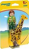 Playmobil - Soigneur avec Girafe - 9380