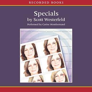 Specials audiobook cover art