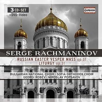 Rachmaninov, S.: All-Night Vigil / Liturgy of St. John Chrysostom