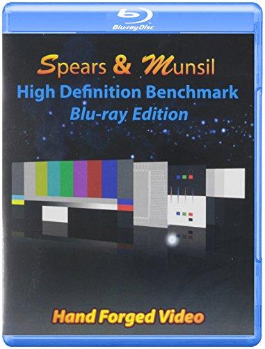 Spears & Munsil Benchmark, ad alta definizione (HD calibrazione blu-ray) Blu-ray Disc edizione. Vari strumenti per calibrare la qualità dei dispositivi TV e Blu-ray (periferiche), i lettori Blu-ray e processori video