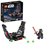 LEGO Star Wars Microfighter Navette de Kylo Ren™, Set de construction, The Force Awakens Collection, 118 pièces, 75264