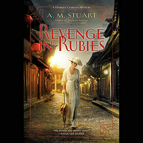Revenge in Rubies  By  cover art